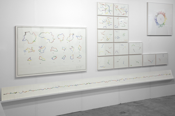 Drawing Lines Meaning : The lines andrea canepa